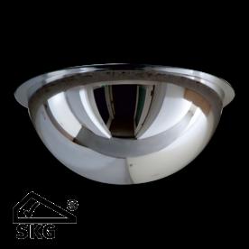 Kogelspiegel 600mm - kijkhoek 360° - met SKG keurmerk Jislon, verkeerspiegel, veiligheidspiegel, veiligheidsspiegel, buitenspiegel, magazijnspiegel