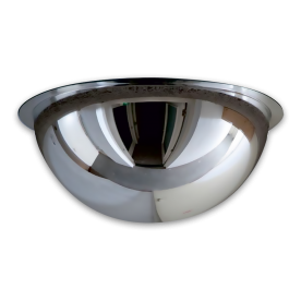 Kogelspiegel 500mm - kijkhoek 360° Kogelspiegel, bolspiegel, observatiespiegel, kijkhoek, 90, 180, 360, graden, SKG, acryl