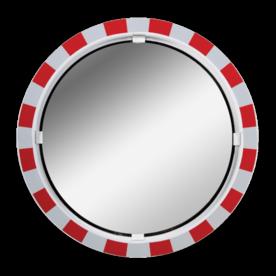 Verkeersspiegel polycarbonaat Ø600mm Jislon, verkeerspiegel, veiligheidspiegel, veiligheidsspiegel, buitenspiegel