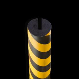 Profielbescherming Rond Ø40x8mm opsteekbaar MORION
