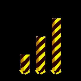 Aanrijdbeveiliging, Hoekprofiel 160x160x6mm Aanrijdbeveiliging, Aanrijdbeugel, Beugel, Aanrijding, Beveiliging, Ram, Rambeugel, Aanrijdbescherming, Vangrail