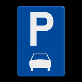 Verkeersbord E9b: Parkeren uitsluitend voor motorfietsen, personenauto's, auto's voor dubbelgebruik en minibussen Verkeersbord België E09b - Parkeren uitsluitend voor motorfietsen, personenauto's, auto's voor dubbelgebruik en minibussen E09b Parkeerbord, e08, auto's, dubbelgebruik, minibussen