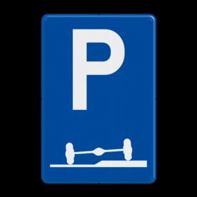Verkeersbord E09f: Verplicht parkeren deels op de berm of op het trottoir Verkeersbord België E09f - Verplicht parkeren deels op de berm of op het trottoir E09f parkeersbord, stoep, zijkant