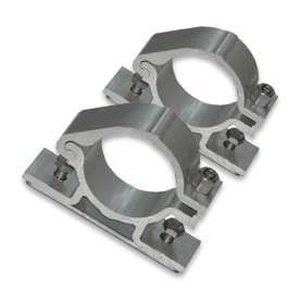 Bordbeugel  standaard (set 2 stuks) Ø48 mm bordbeugel ø48, flespaal, scharnierbeugel, beugelset