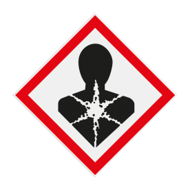 Product GHS09 - Lange termijn gezondheidsgevaarlijke stoffen Pictogram GHS09 - Lange termijn gezondheidsgevaarlijke stoffen GHS, gevaar, symbolen, pictogrammen, reflecterend, chemicals, stoffen, mengsels, danger