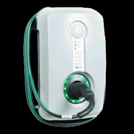 EVBOX Homeline BASIC met vaste kabel Laadstation, oplaadpaal, laadpaal, EV-Box, EVBox, oplader, elektrische auto, thuis, aan huis, laadpunt, oplaadpunt, laadsessie, registreren, registratie, autolaadpunt, laadpasje