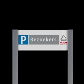 Parkeerunit unit + uw eigen ontwerp Parkeerbord, parkeerplaats, unit,bakje in zakje