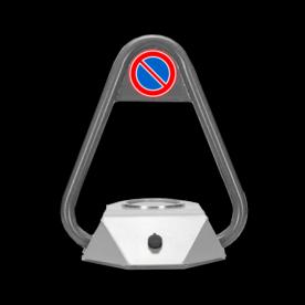 Parkeerbeugel SmartSolar met afstandsbediening via app parkeerbeugel, smart, solar, anti, parkeer, beugel, parking,