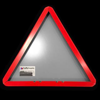 Verkeersbord België A01a - Gevaarlijke bocht naar links
