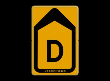 Tijdelijke verkeersborden