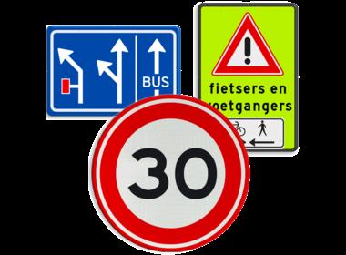Verkeersborden RVV