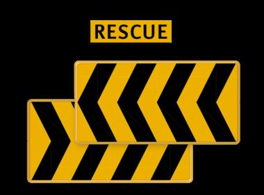 Veiligheidsborden op maat