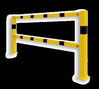 Aanrijbeveiliging BASIC - Set stalen liggers (2 stuks)