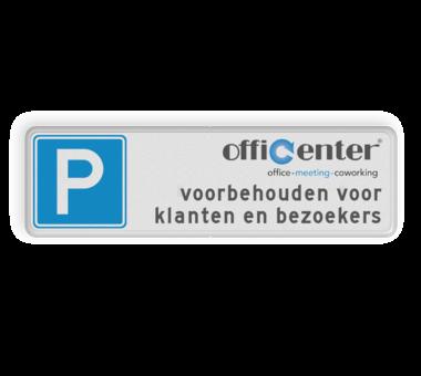 Alle parkeerborden