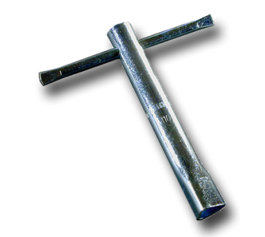 Driekantsleutel 19mm standaard DIN22417