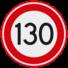 Extra opvallend verkeersbord op basis van dit icoon