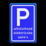 Verkeersbord BE04c -