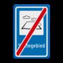 Verkeersbord L306 -