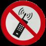 Veiligheidsbord P013 - Mobiele telefoon verboden