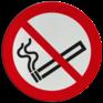Veiligheidsbord P002 - Roken verboden
