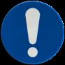 Veiligheidsbord M001 - Algemeen gebod