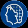 Veiligheidsbord MG41 - Haarnet verplicht