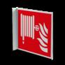 Veiligheidsbord F002 - Blusslang