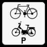 Verkeersbord M20 - Enkel voor fietsers en speed pedelecs.