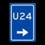 Verkeersbord BW501r -