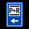 Verkeersbord BW101Sp03 -