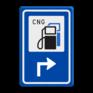 Verkeersbord BW101Sp18 -