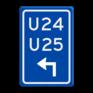 Verkeersbord BW501b -