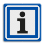Verkeersbord BW101S104 -