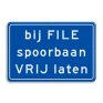 spoorwegbord SO RS - FB - Filebord