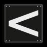 spoorwegbord VS RS 253a - Wisselsein linksleidend