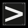 spoorwegbord VS RS 253b - Wisselsein rechtsleidend