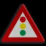 Verkeersbord A33 - Verkeerslichten