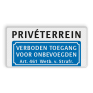 Verkeersbord BT04 -
