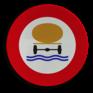 Verkeersbord C24c - Verboden voor voertuigen met gevaarlijke verontreinigende stoffen