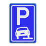 Verkeersbord E08b -