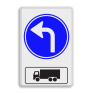 Verkeersbord BT15l -