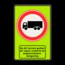 Verkeersbord C07 -