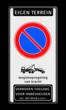Parkeerverbod RVV E1 + wegsleepregeling + verboden toegang Art. 461