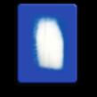 Basisbord omgezette rand - type 4:3 - rechthoek