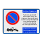 Parkeerverbod eigen terrein - Aansprakelijkheid - Artikel 461