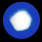 Basisbord omgezette rand - rond
