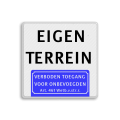 5 tekstregels + pictogram