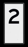 H serie - 1 regelig