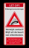 Koptekst + tekstregel + Verkeersteken + tekstregels + Pictogram