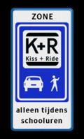 Aanhef + Verkeersteken | E serie + tekstregels